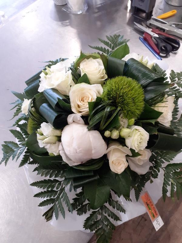 Pour toutes les occasions, Le bouquet Rond ! il sera toujours séduire !